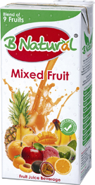 Natural Mixed Fruit